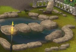 Water in citadel