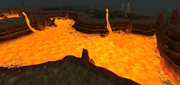 WIlderness Lava