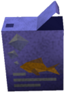 Fish food 2 detail