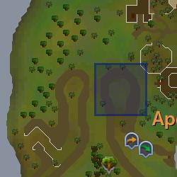 Kruk location