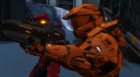 Grif firing a Suppressor