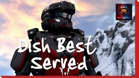 Dish Best Served - Episode 11 - Red vs