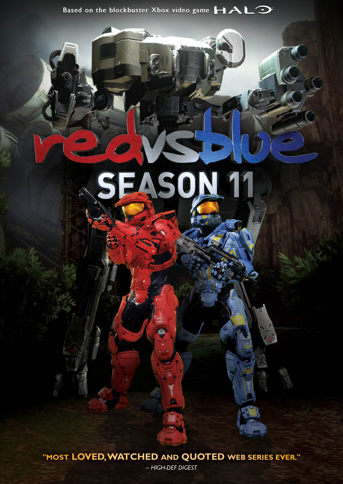 Red vs. Blue HD Wallpapers / Desktop and Mobile Images