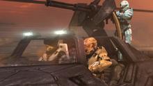 Team A escapes