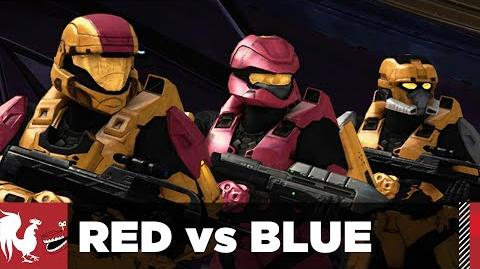 Orange Is the New Red – Red vs. Blue Season 14
