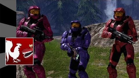 Red vs Blue Season 10 Episode 15