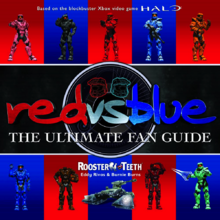RvB Book The Ultimate Fan Guide