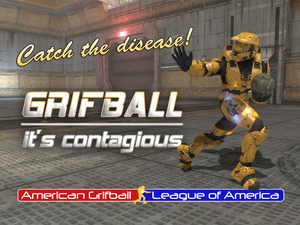 GRIFBALL...Catch the Disease