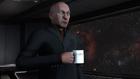 Chairman angry