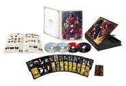 Rwby jpn dub volume 3 set