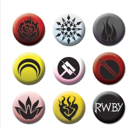Nora's symbol | RWBY | Pinterest | Patterns, RWBY and Symbols