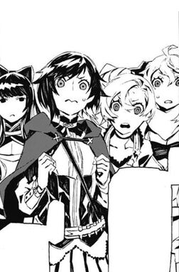 Manga 10, RWBY shocked that JNPR went ahead on the mission