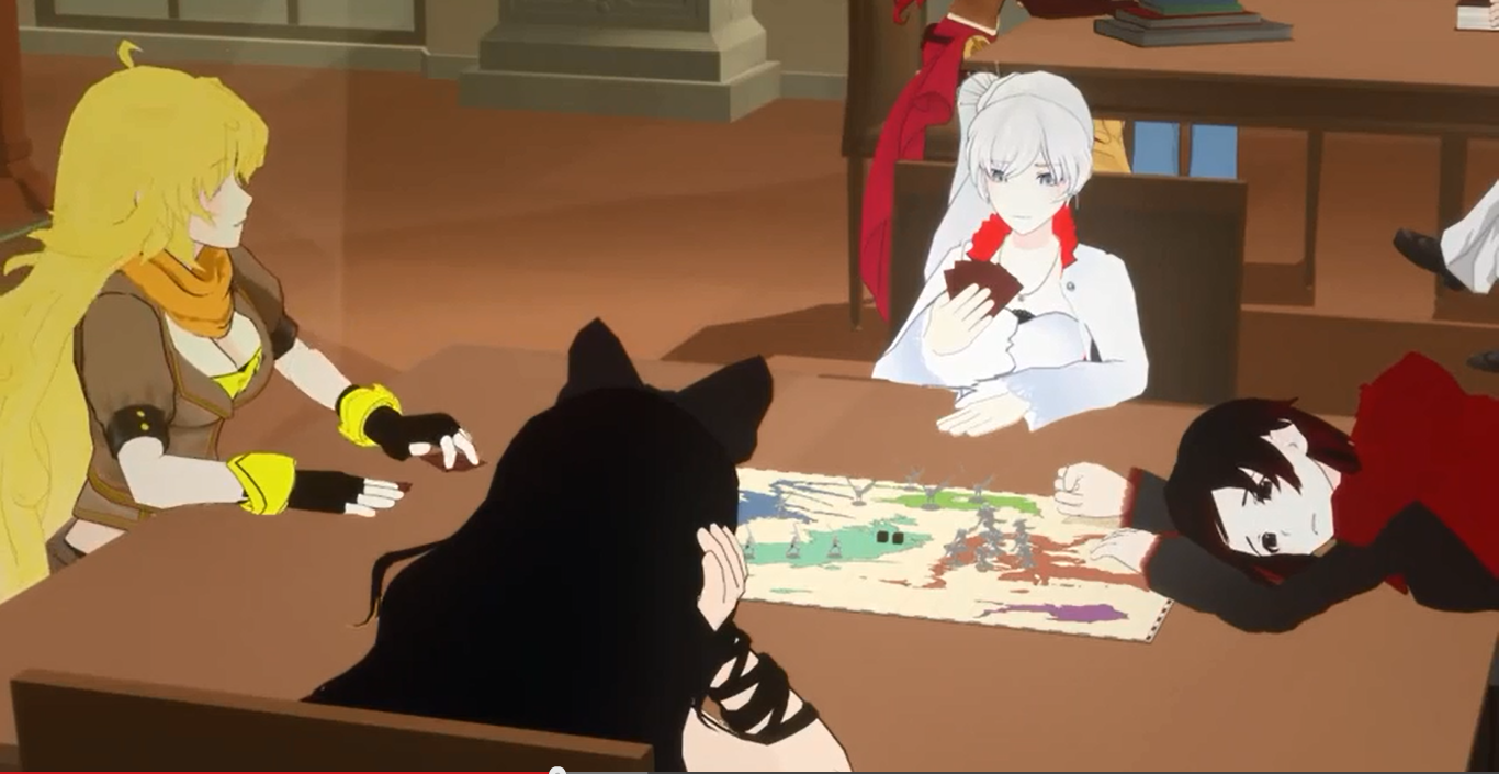 Image - Remnant board game.png | RWBY Wiki | Fandom powered by Wikia