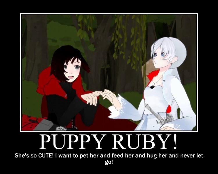 Image puppy rwby wiki fandom powered by wikia - Ruby rose rule 34 ...