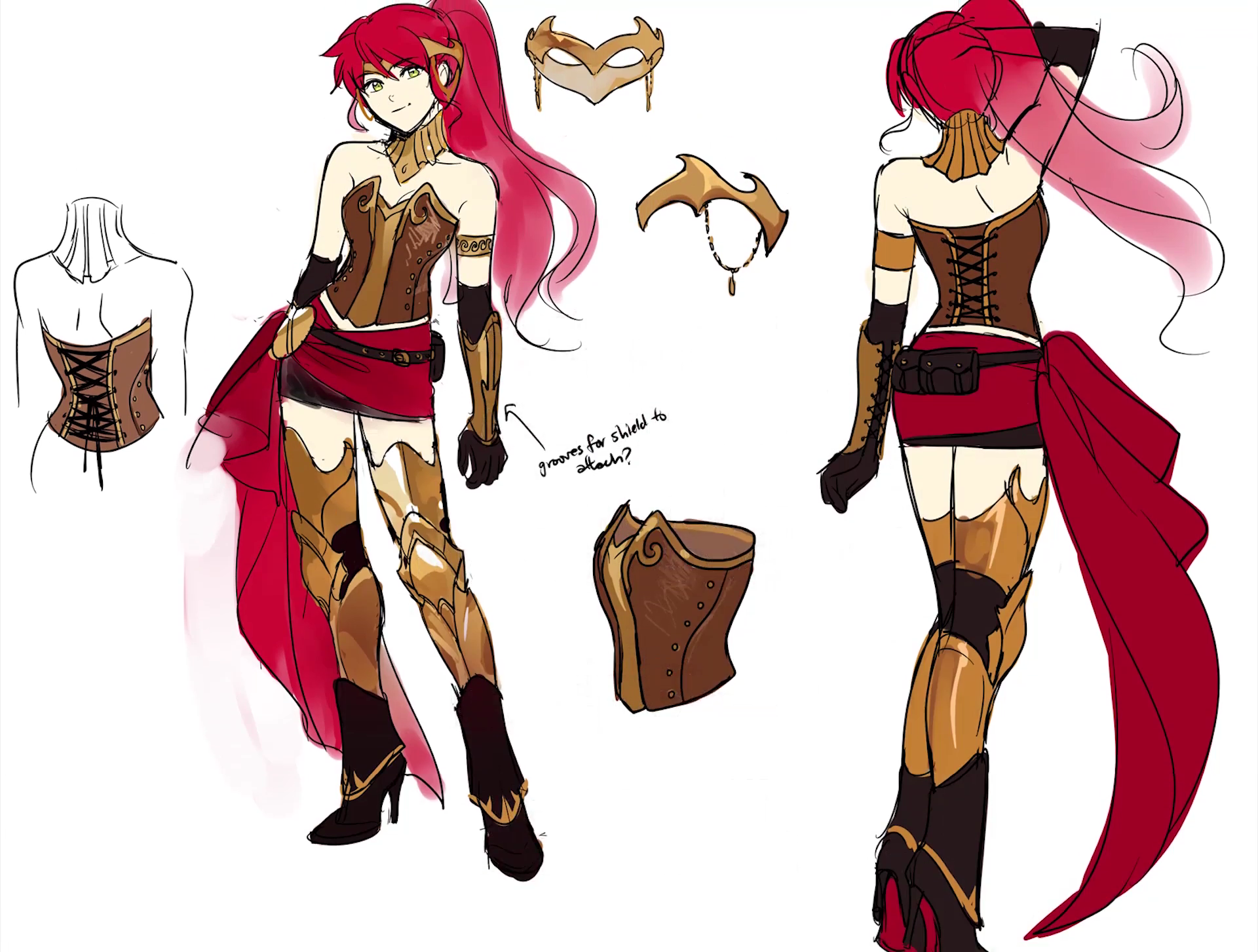 Pyrrha Nikos by Josephine-frays on DeviantArt