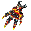 DemonicFist HUD Icon