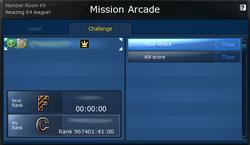 MissionArcade challenge2