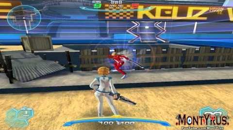S4 League - Testing Katana & Sigma Blade