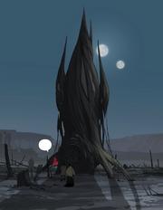 Rocketship Tree