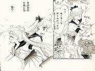 Usagi in Codename Sailor V Chapter 5