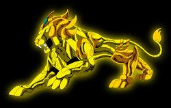 Gold - Leo -Lion-