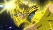 Obin Robe Aiolia Lightning Plasma