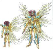 Pegasus omega cloth ver.2