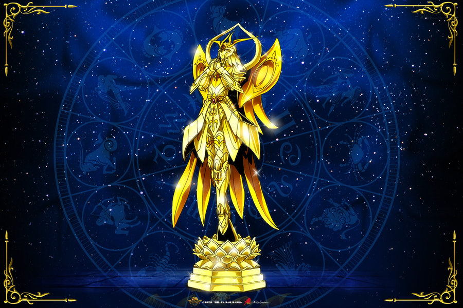 God Gold Cloth Virgo God Cloth Soul of Gold