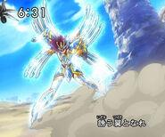 New Pegasus God Cloth