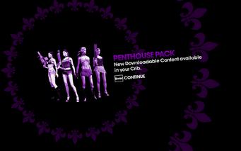 DLC unlock SRTT - Penthouse Pack