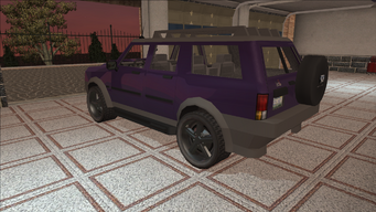 Saints Row variants - Traxx Master - Gang 3SS lvl3 - rear left