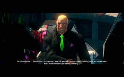 Three Way - Killbane with no mask