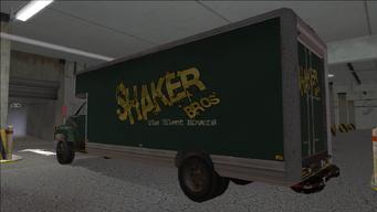 Saints Row variants - Mule - Shaker - rear left