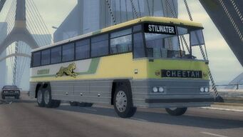 Cheetah - front right in Saints Row 2
