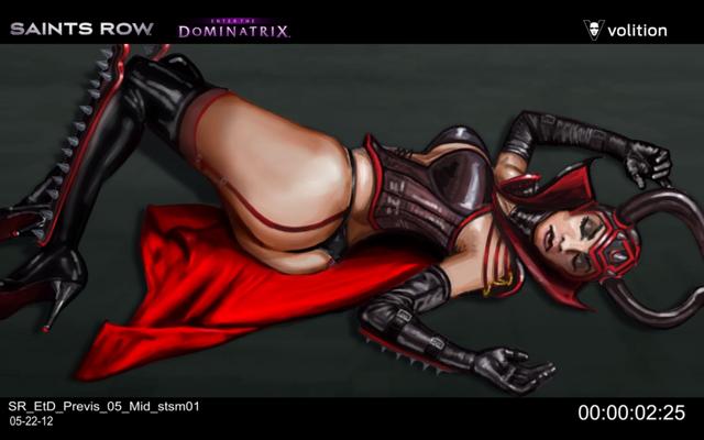 File:Escape the Dominatrix - Dominatrix dead concept art.png