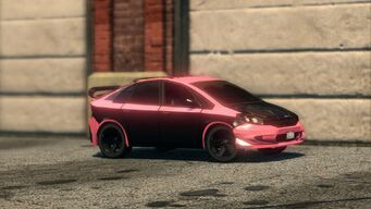 Solar - Genki variant - front right in Saints Row The Third