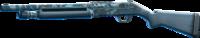 SRIV Shotguns - Semi-Auto Shotgun - Big Game - Blue Camo