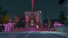 Safeword - street view at night