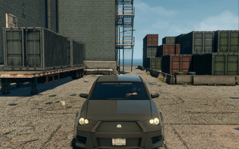 Neuron - front in Saints Row The Third
