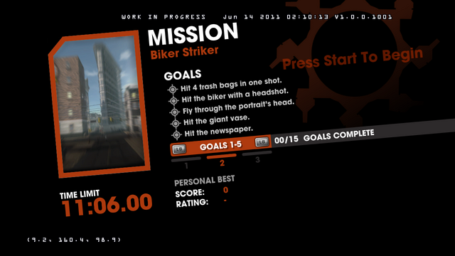 File:Saints Row Money Shot Mission objectives - Biker Striker - 2 of 3 goals screen.png