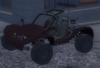 Mongoose - front left in Saints Row 2