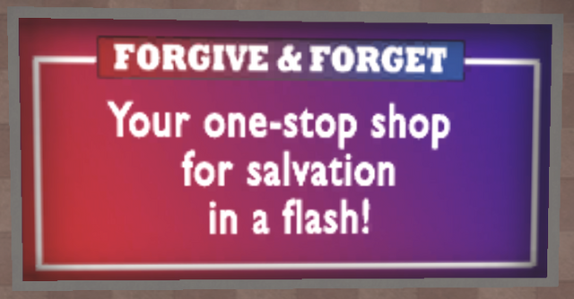 File:Forgive and Forget wall sign in Saints Row 2.png