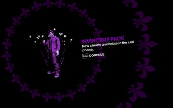 DLC unlock SRTT - Invincible Pack