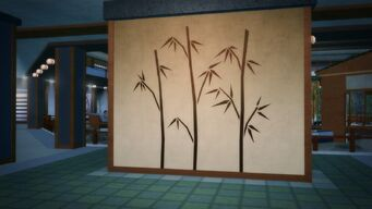 Tohoku Towers - interior foyer