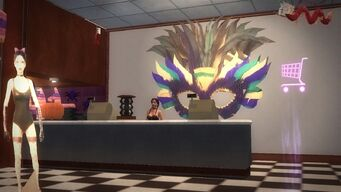 Let's Pretend - interior in Saints Row 2