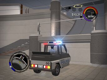 Quota - 00 on rear in Saints Row 2