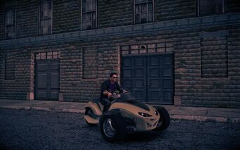 Pulse - front right with driver in Saints Row IV
