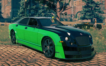 Infuego - Luchadores variant - front right in Saints Row IV