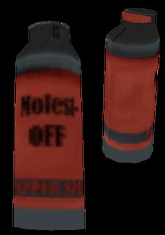 Pepper Spray - Saints Row 2 model