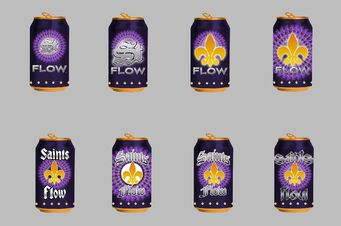 Saints Flow Variant